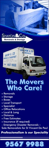 Shayon and Co Removals and Storage 869750 Image 4